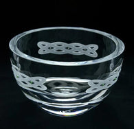 Celtic Weave Housewarming Bowl