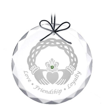Celtic Claddagh Ornament