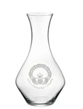 celtic claddagh wine carafes