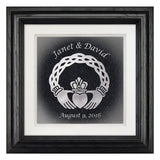 celtic claddagh frame