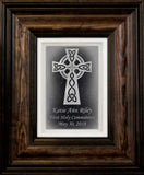 Celtic cross frame