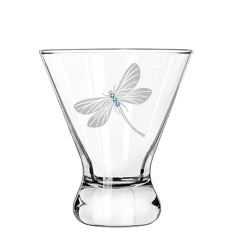 Dragonfly Modern Cocktail Glass