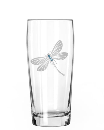 Dragonfly Pint Glass