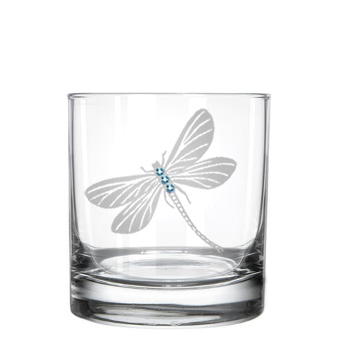 Dragonfly Whiskey Glass