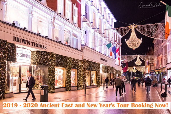 New Year's Eve Ancient East Ireland Tour Package - Per Person Price