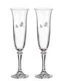 Champagne Flutes - Healy Signature Collection