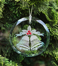 Holiday Bells Ornament