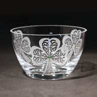 Shamrock Small Bowl