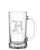 Regal Initial Beer Mug