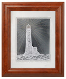 Lighthouse: Artist Anniversary Piece — Framed 11 x 14