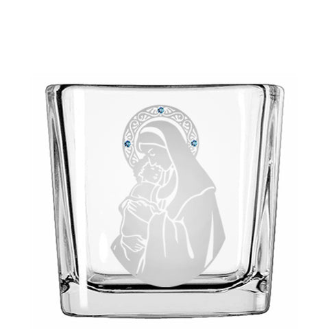 Madonna & Child Votive