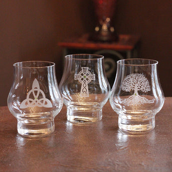 Modern Whiskey Glass - Healy Signature Collection