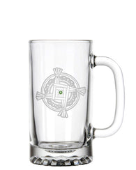 St. Brigid's Cross Beer Mug