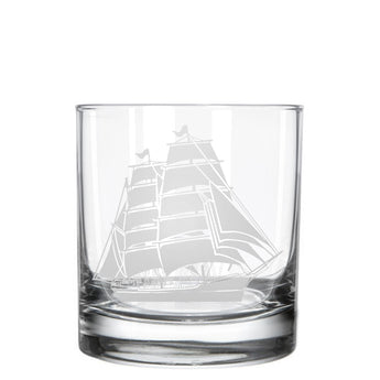 Schooner Whiskey Glass