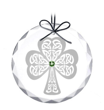 Shamrock Ornament