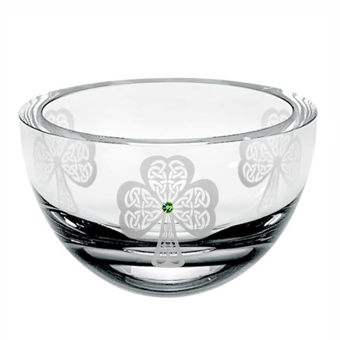 Shamrock Housewarming Bowl