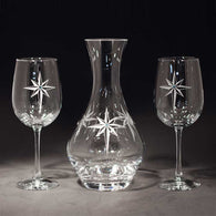 Star of Bethlehem Wine Set