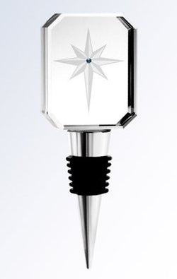 Star of Bethlehem Bottle Stopper
