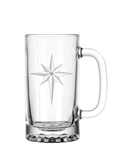 Star of Bethlehem Beer Mug