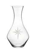 Star of Bethlehem Wine Carafe*