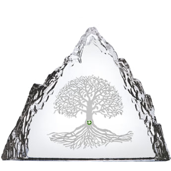 Tree of Life Crystal Sculpture