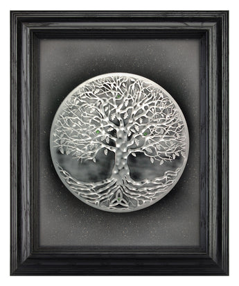 Tree of Life Encircled — Framed 11 x 14