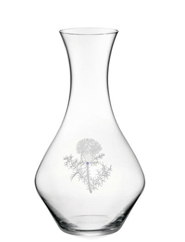 Thistle Wine Carafe