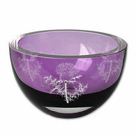 Thistle Purple Housewarming Bowl