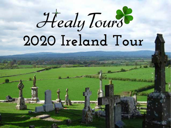 2020 Ireland Tour Package - Per Person Price
