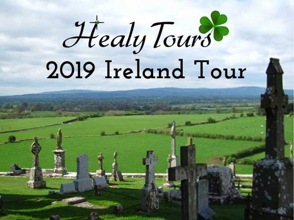 2019 Ireland Tour Package - Per Person Price