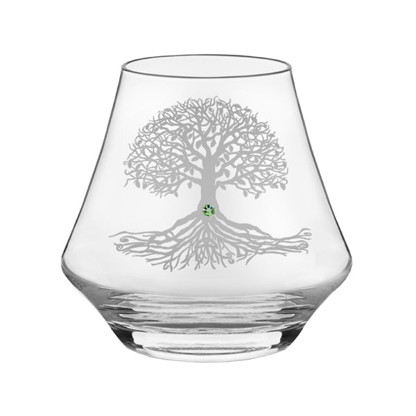 Tree of Life Ultimate Whiskey Glass