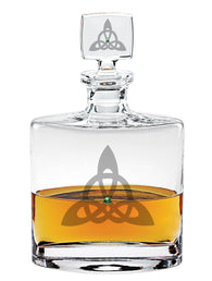 Flask Decanter - 32oz - Healy Signature Designs