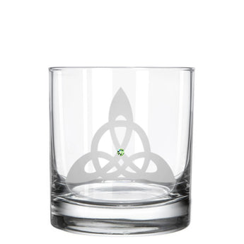 Trinity Knot Whiskey Glass