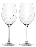 Windswept Red Wine Glasses (Set of 2)