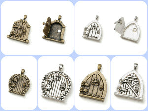 Magical Fairy door locket