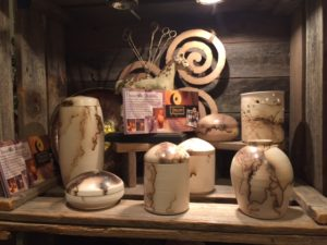 Horsehair Pottery by Ian Carty Ceramics