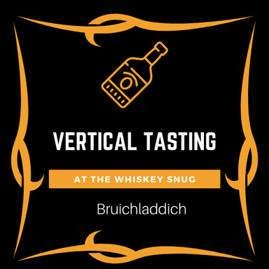 Bruichladdie Port Charlotte Tasting Event May 28, 2020