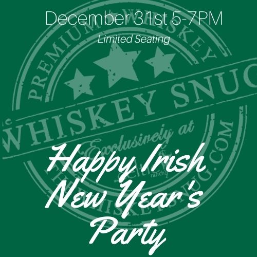 Happy Irish New years Party