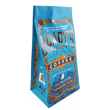 brady's signature blend coffee