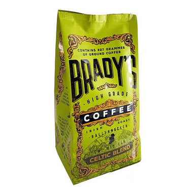 brady's celtic blend coffee