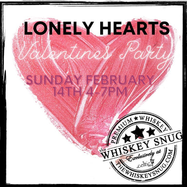 Lonely Hearts Valentines Party February 14th 4-7PM