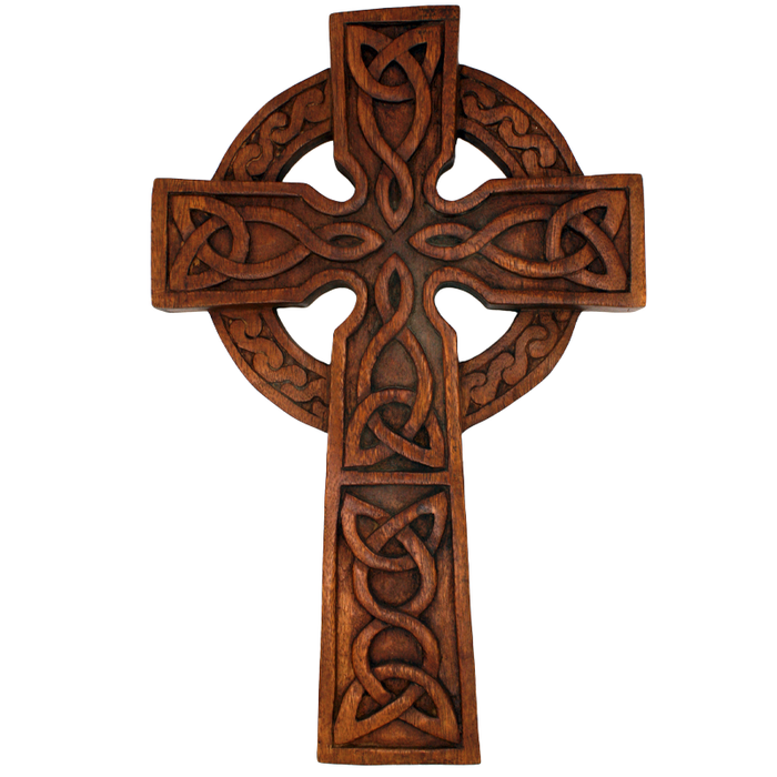 Hand Carved Cross