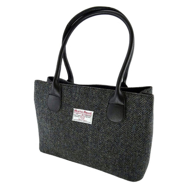 harris tweed classic cassley handbag style 1 by glen appin