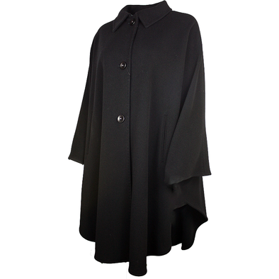 Jimmy Hourihan Pure New Wool/Cashmere Cape