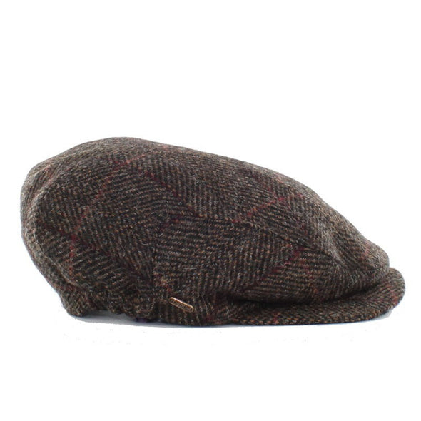 Mucros Weavers Kerry Cap in Color 335-1 / flat cap kerry cap