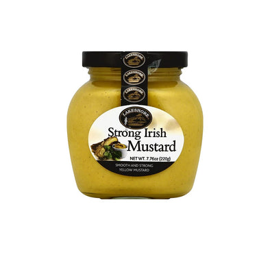 Lakeshore Strong Irish Mustard