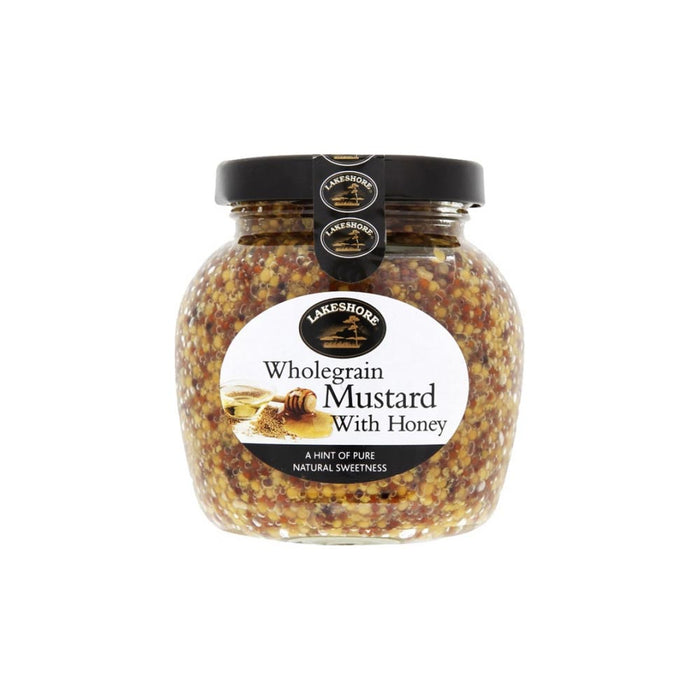 Lakeshore Wholegrain Honey Mustard