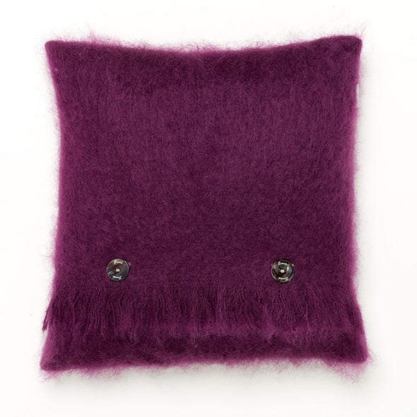 Bronte Mohair Cushion