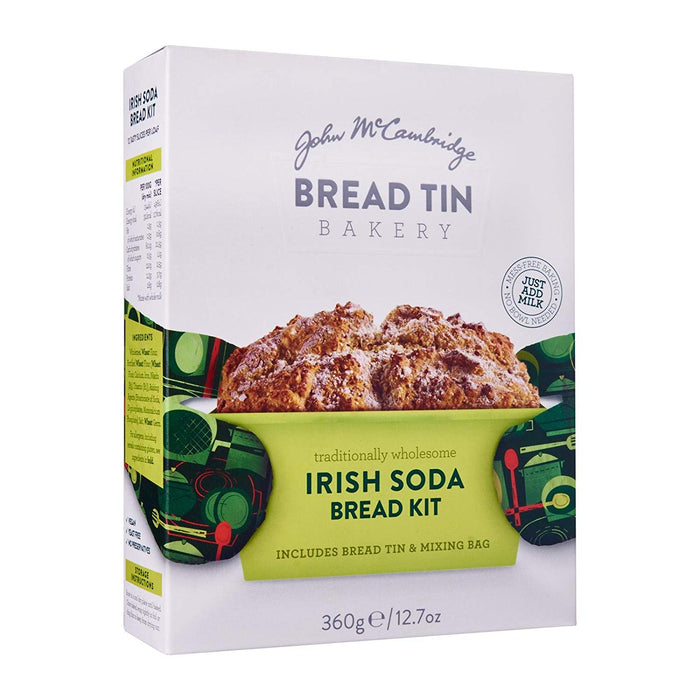 mccambridge irish soda bread kit by food ireland