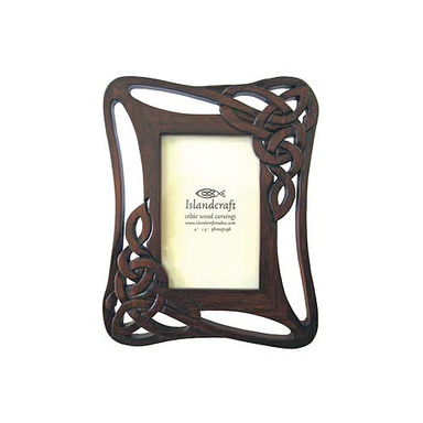 "4"" x 6"" Photo Frame Openwork Carving"